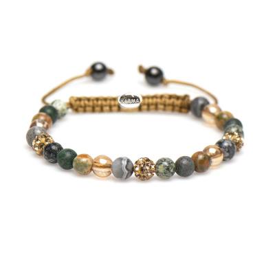 Karma Sprial Mylou Armband 83304 (Länge: 17.50-19.00 cm)