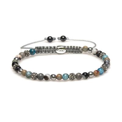 Karma Sprial Fyne Armband 84279 (Länge: 17.50-19.00 cm)