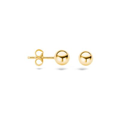 Blush 14 Karaat Gouden Oorbellen 7121YGO