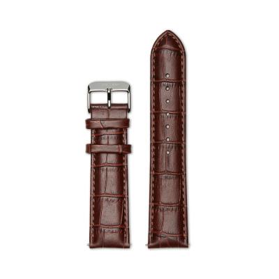 Mats Meier Strap 22 mm Croco Brown MM41003