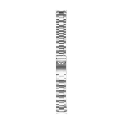 Sem Lewis Lundy Island Diver Edelstahl Uhrenarmband 20 mm silberfarben SL620016