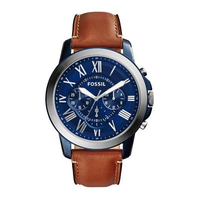 Fossil Grant Chrono horloge FS5151