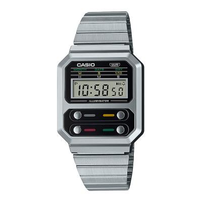 Casio Vintage Uhr A100WE-1AEF
