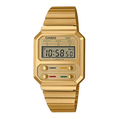 Casio Vintage Uhr A100WEG-9AEF