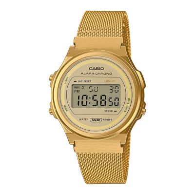 Casio Vintage Uhr A171WEMG-9AEF