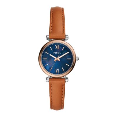 Fossil Carlie Mini horloge ES4701