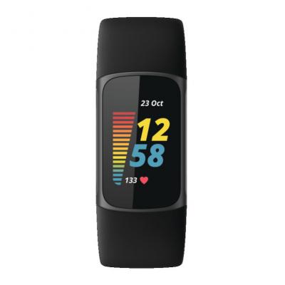 Fitbit Charge 5 Smartwatch FB421BKBK