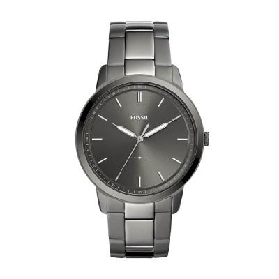Fossil The Minimalist 3H horloge FS5459