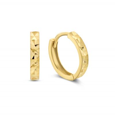 Isabel Bernard Rivoli Laure 585er Goldcreolen IB0301186