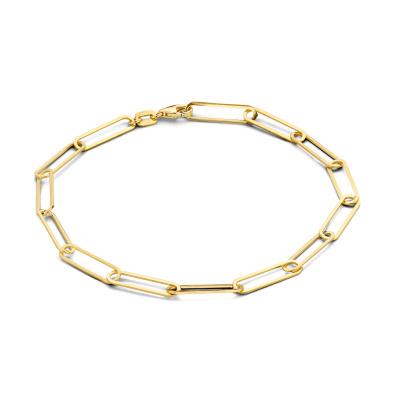 Isabel Bernard 14 Karaat Gouden Le Marais Aidee Armband IB320014 (Lengte: 19.50 cm)