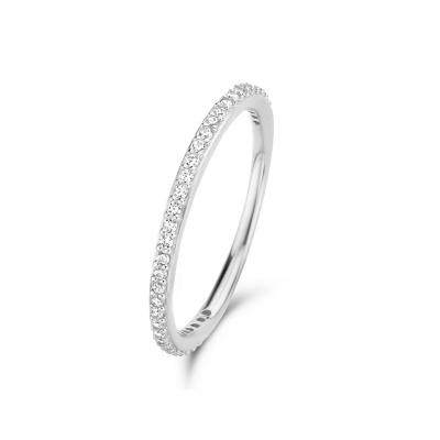 Isabel Bernard Saint Germain Stones 585er Weißgold Ring IBGR00022