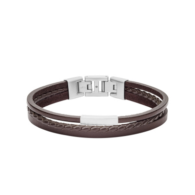 Fossil Vintage Armband JF03323040 (Lengte: 18.00-19.50 cm)