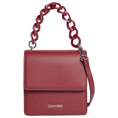 Calvin Klein Red Currant Crossbody Tas K60K608448XB8001