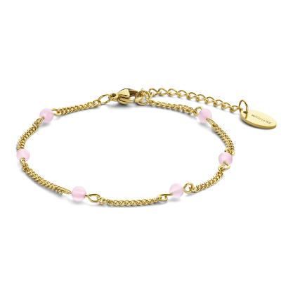 May Sparkle Hapiness armband MS320009 (Größe: 16.50-19.50 cm)