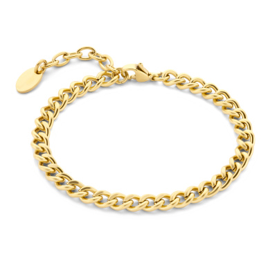 May Sparkle Summer Breeze Ellen Goudkleurige Armband MS320034