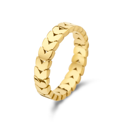 May Sparkle Summer Breeze Ring MS330008