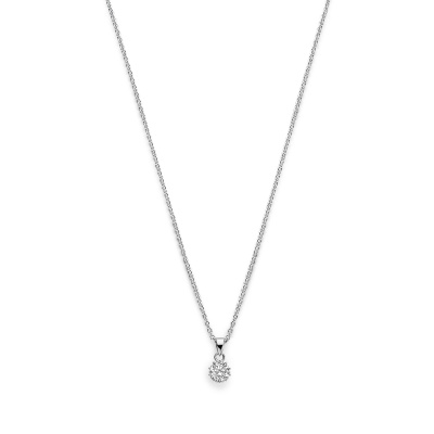 Parte Di Me Cento Luci Rosia 925 Sterling Zilveren Ketting PDM34013