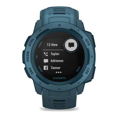 Garmin Instinct Lakeside Blue Smartwatch 010-02064-04
