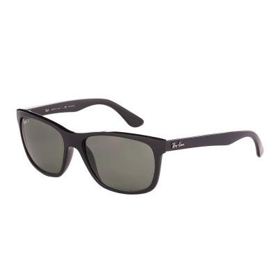 Ray-Ban Highstreet zonnebril Shiny Black RB4181 601/9A