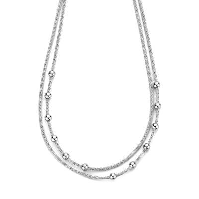 Selected Jewels Léna Nina 925 sterling zilveren ketting SJ0210273
