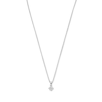Selected Jewels Mila Elodie 925 sterling zilveren ketting SJ1319547