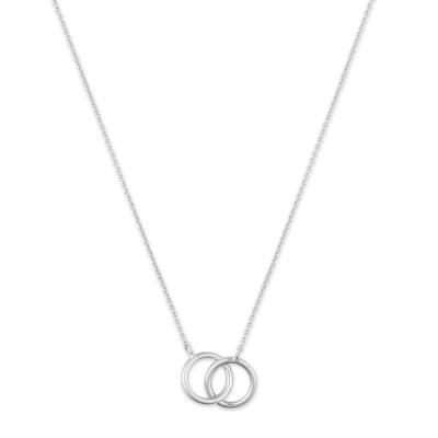 Selected Jewels Zoé 925 sterling zilveren ketting SJ155730006