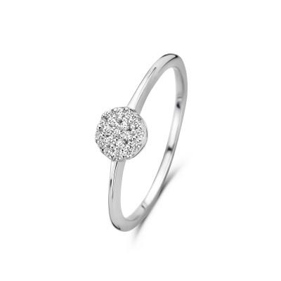 Selected Jewels Mila Elodie 925 Sterling Silber Ring SJ300008