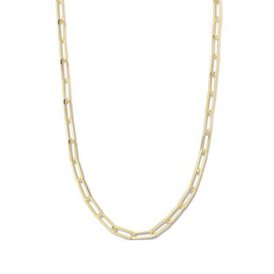 Selected Jewels Lizzy Maja 925 Sterling Zilveren Ketting SJ340010 (Lengte: 41.00-45.00 cm)