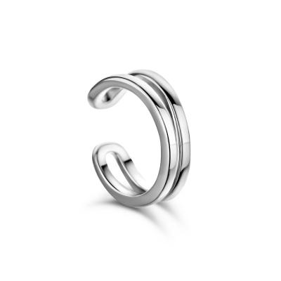Selected Jewels Léna Joy 925 Sterling Silber einzelnes Ear Cuff SJ370003