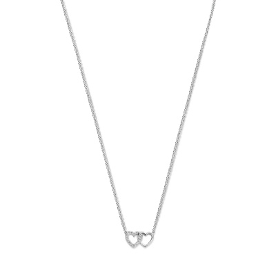 Selected Jewels Aimée 925 sterling zilveren ketting SJSS19065
