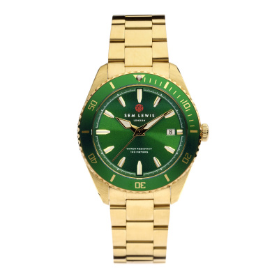Sem Lewis Lundy Island Diver Uhr SL1100069