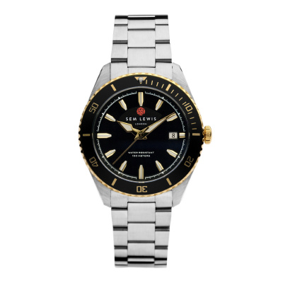 Sem Lewis Lundy Island Diver Uhr SL1100074