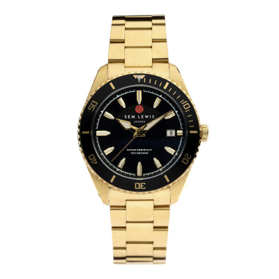 Sem Lewis Lundy Island Diver Uhr SL1100076