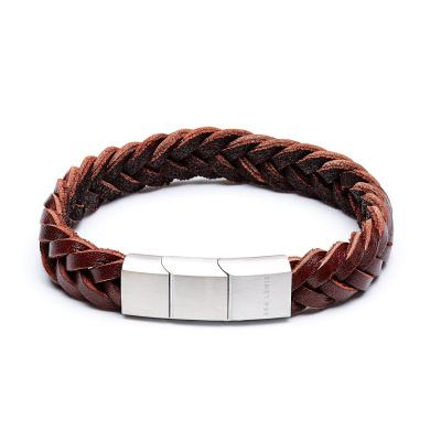 Sem Lewis Bakerloo Paddington Armband SL210010 (Lengte: 21.00-22.50 cm) (Sieraden)