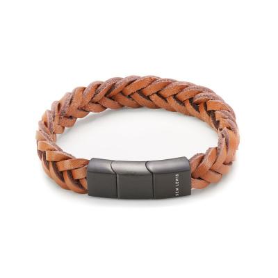 Sem Lewis Bakerloo Paddington Armband SL210018 (Lengte: 21.00-22.00 cm)