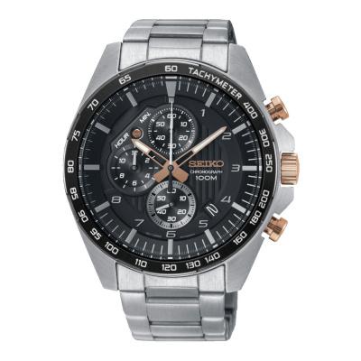 Seiko Chronograaf Uhr SSB323P1