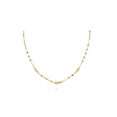 LOTT. Gioielli 925 Sterling Zilveren Goudkleurige Ketting SYNE915-G72973