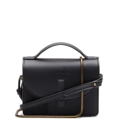 Violet Hamden Essential Bag schwarzer Umhängetasche VH23003
