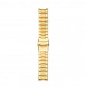 Mats Meier Strap 22 mm Gold colored MM40002