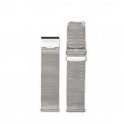 Mats Meier Strap 22 mm Mesh Silver MM40004