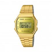 Casio Retro Mirror Face horloge A168WEGM-9EF