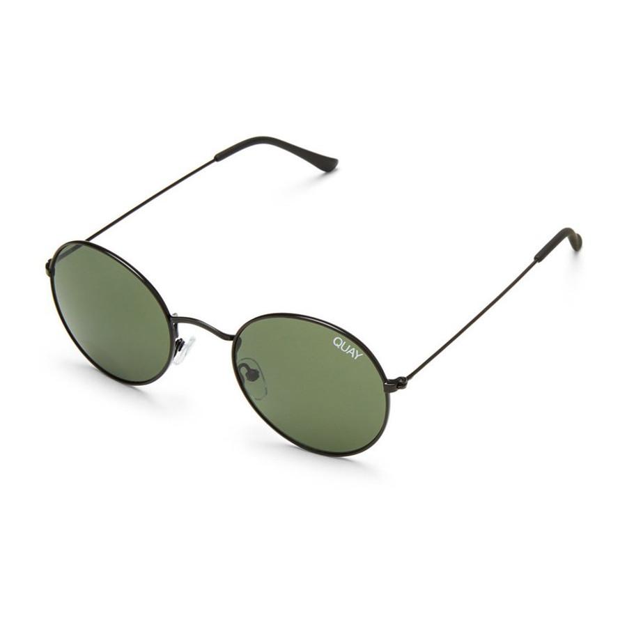 Quay Mod Star Black Green Sonnenbrille 93439630...
