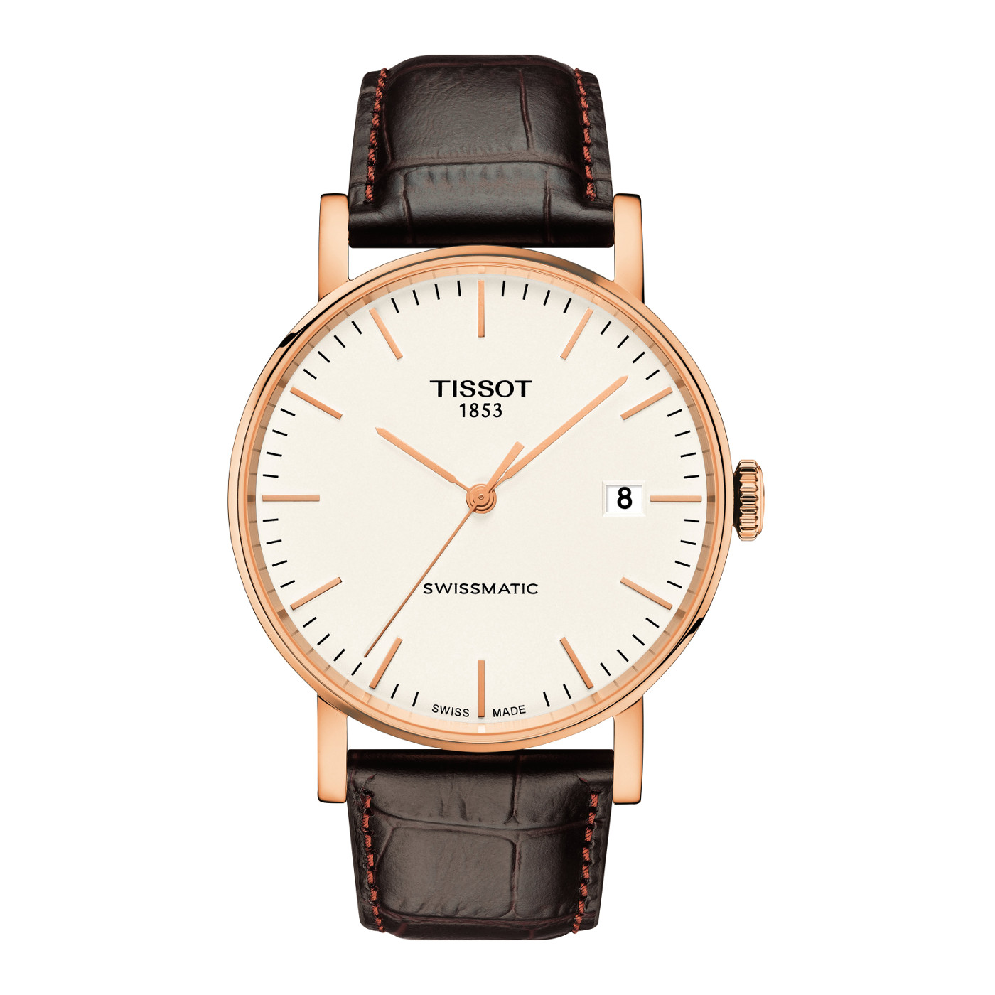 Tissot T-Classic Everytime automaat Uhr T109.40...