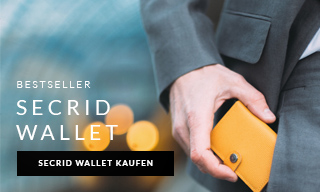 Secrid portemonnaies